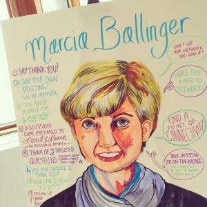 Keynote Marcia Ballinger